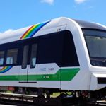 ハワイの電車
